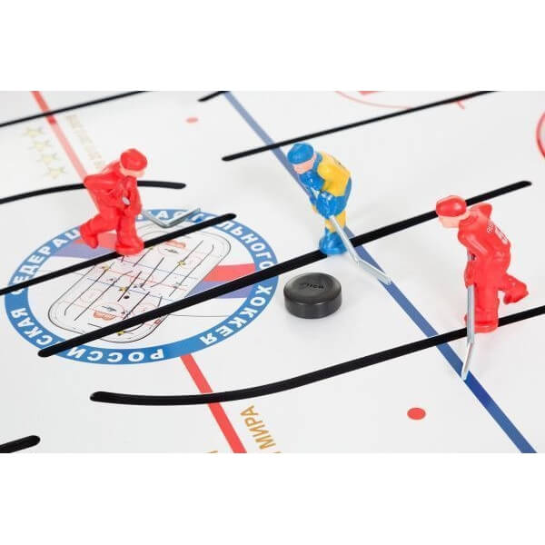Настольный хоккей «Stiga Play Off 21» (95 x 49 x 16 см, цветной)