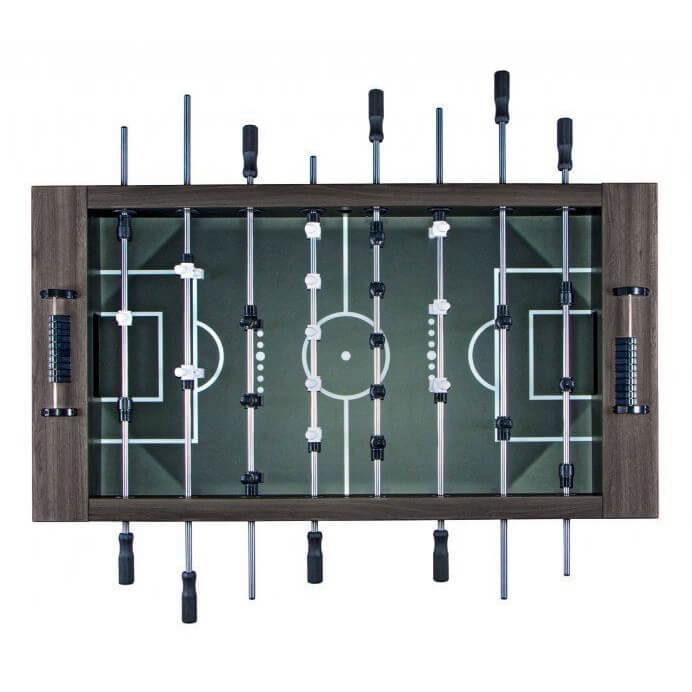 Настольный футбол (кикер) «Tournament» (142 x 78 x 88 см, кубинский махагон)