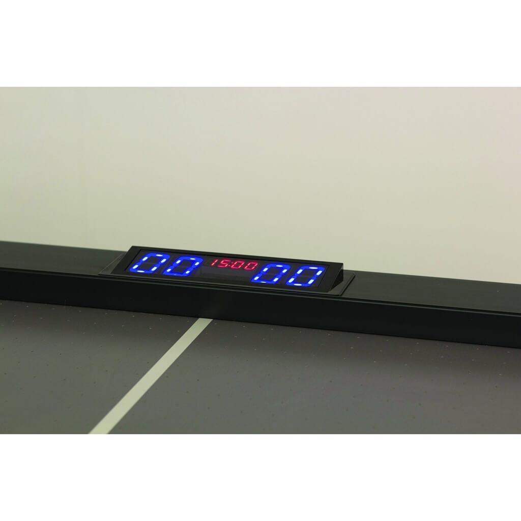 Аэрохоккей «Atomic AH800» 8 ф (244 х 127 х 81 см, черный)