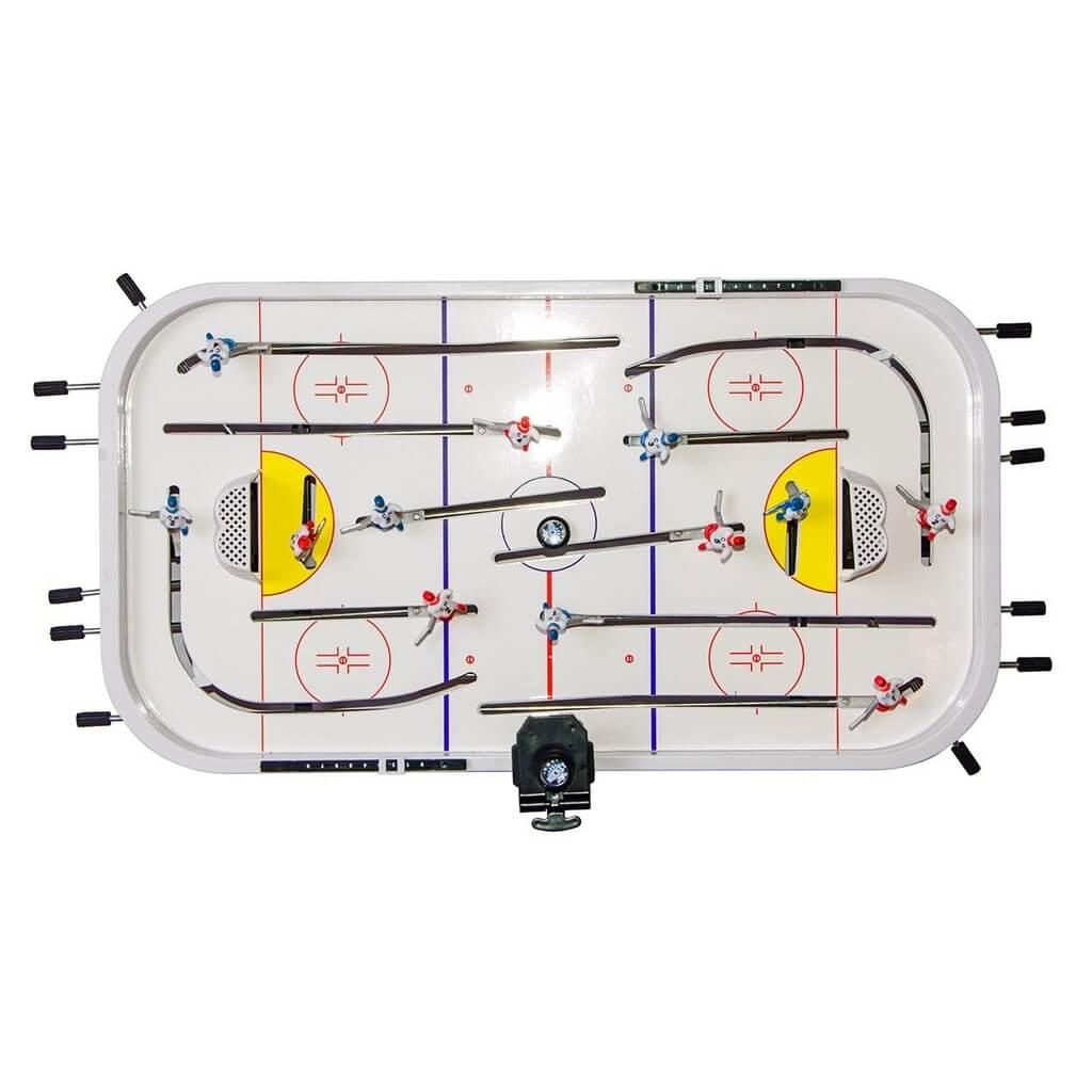 Настольный хоккей «Юниор мини» (58.5 x 31 x 11.8 см, цветной)