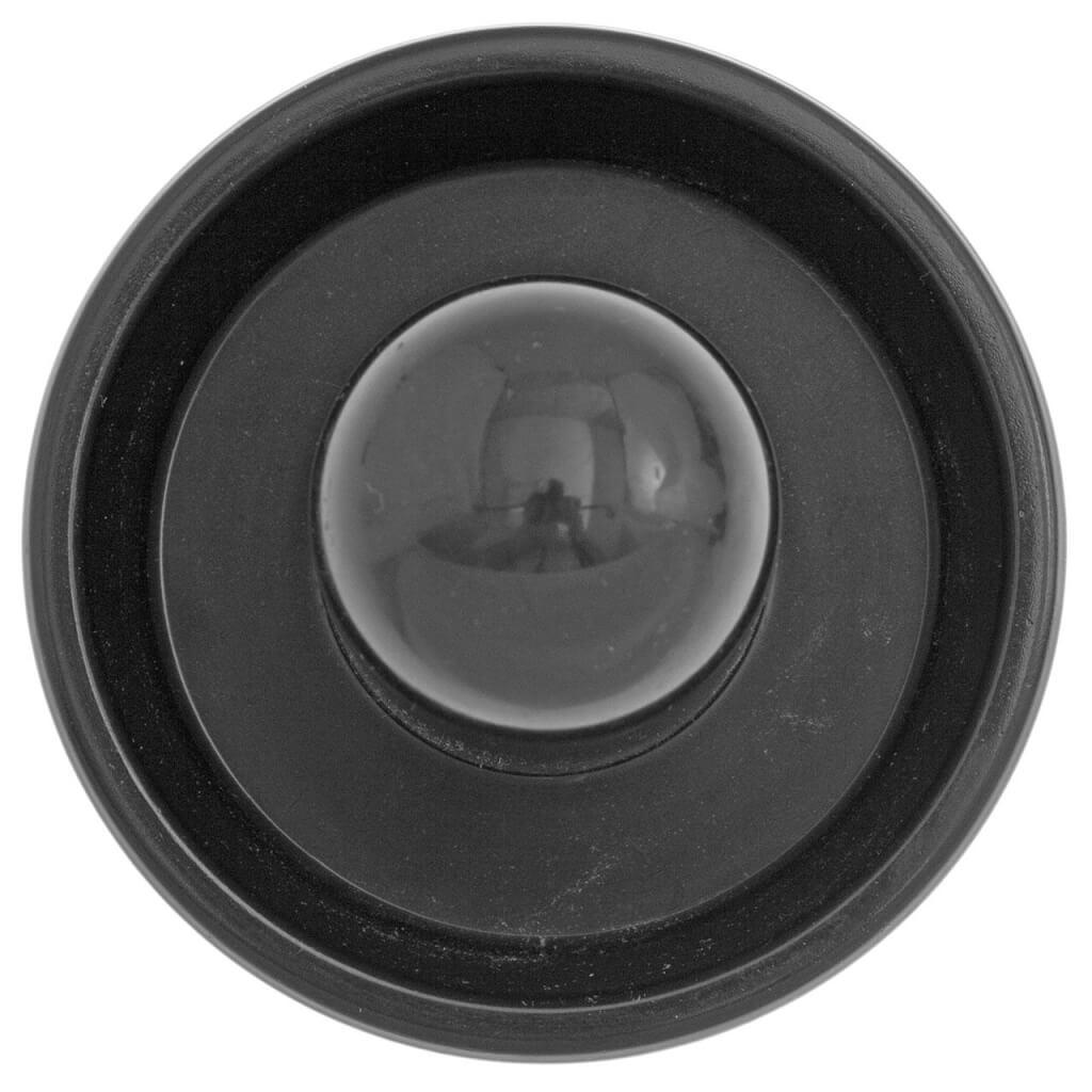 Бита для аэрохоккея «Atomic Blazer/Contuor» D95 мм, черная