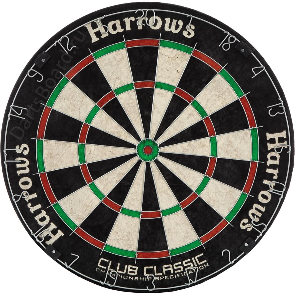 Мишень Harrows Club Classic