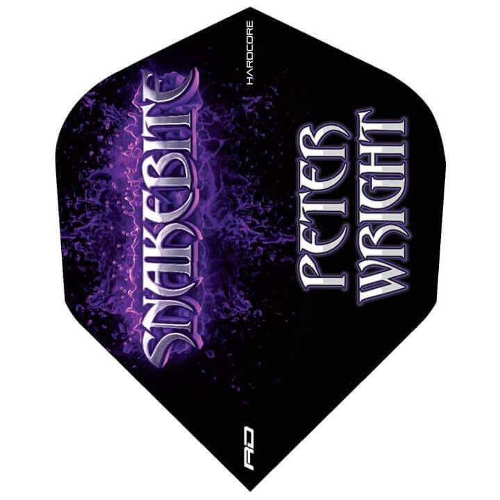 Оперения Peter Wright Snakebite Purple