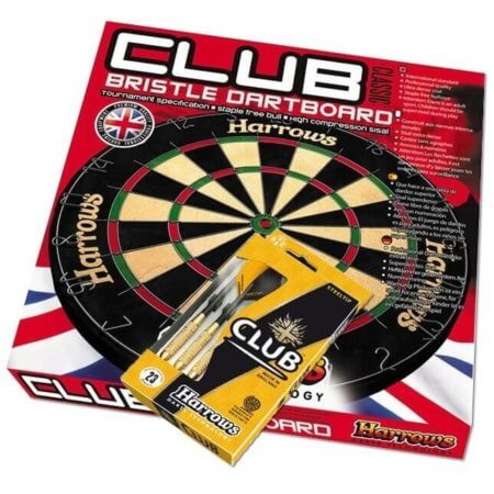 Набор для игры в дартс Harrows Club Клуб