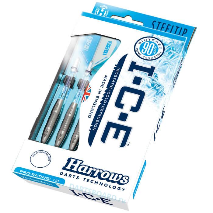 Дротики Harrows ICE 90% steeltip (профессиональный уровень)