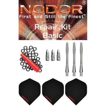 Набор аксессуаров для ремонта дротиков Nodor Repair Kit (Basic) 2019.