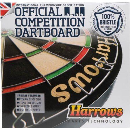 Мишень для игры в дартс Harrows Official Competition