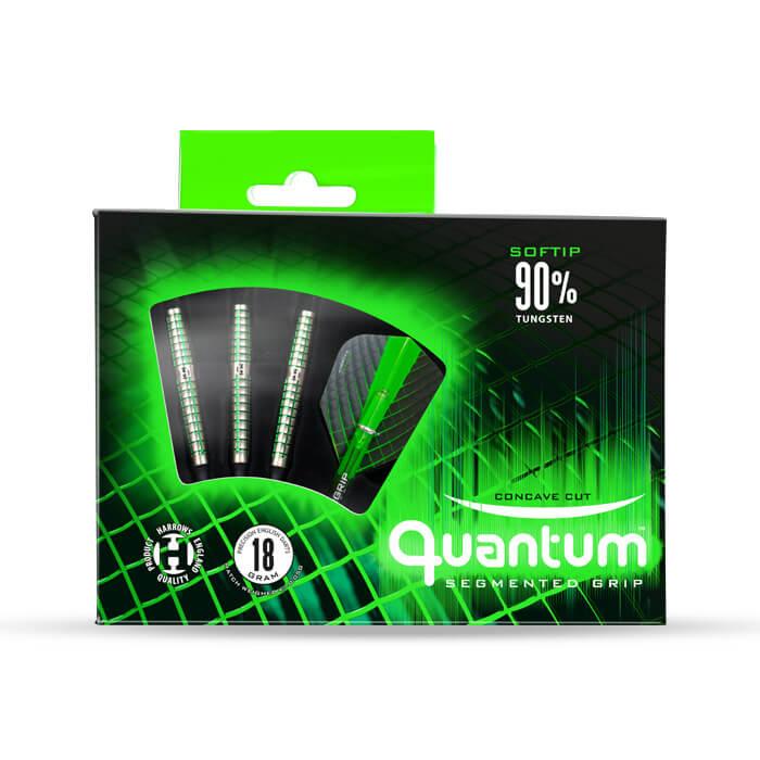 Дротики Harrows Quantum 90 softip