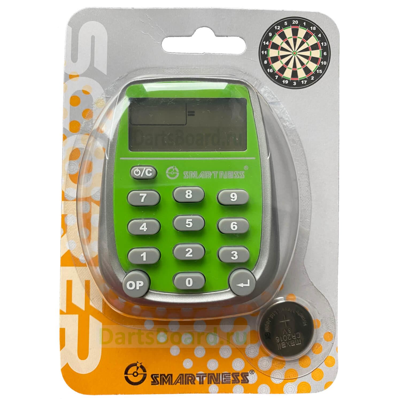 Дартс-калькулятор Smartness Pocket Scorer FH-7762